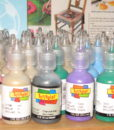 Fabric Paints and dyes