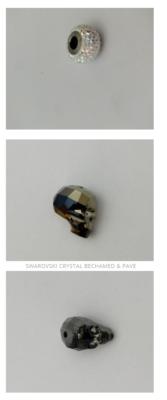 Swarovski Crystal Bechamed & Pave